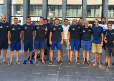 Team 7 Bello  (Italian national team of men's waterpolo)