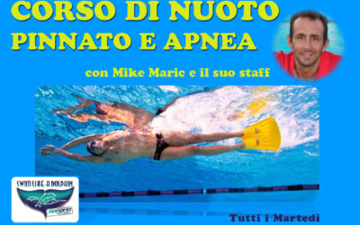 FINSWIMMING AND APNEA COURSE