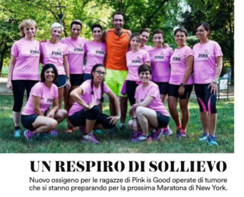 Un Respiro di sollievo   Runners Settembre 2017