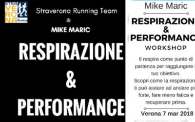 WORKSHOP RESPIRAZIONE & PERFORMANCE | 7 MARZO 2018 VERONA