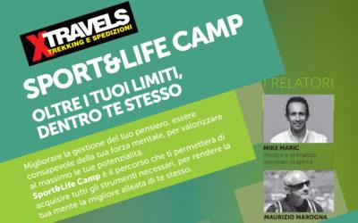 SPORT & LIFE CAMP | 17 GIUGNO 2018 RIVOLI VERONESE