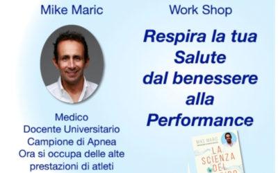 BREATHE YOUR HEALTH | 20 ottobre 2018 Bergamo
