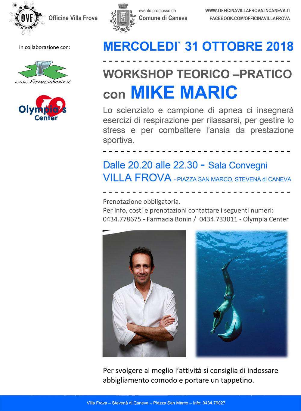 Workshop sulla Respirazione