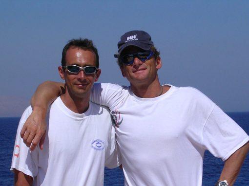Umberto Pelizzari<br>(freediver, World Recordman)