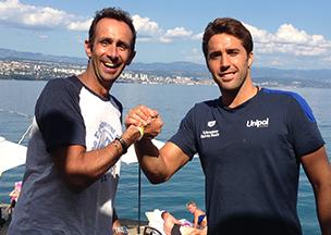 Alex Giorgetti<br>(Campione Mondiale Pallanuoto)