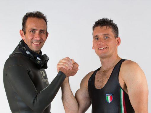 Igor Cassina<br>(Oro Olimpico Ginnastica Artistica)