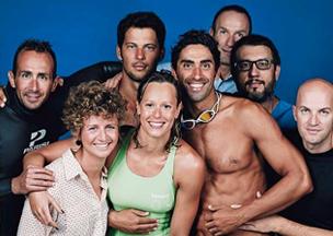 Federica Pellegrini<br>(Oro Olimpico Nuoto)