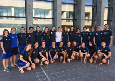 Team 7 Rosa  (Italian National Waterpolo)