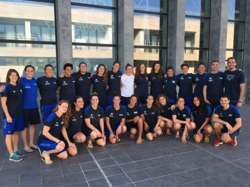 Team 7 Rosa <br> (Italian National Waterpolo)