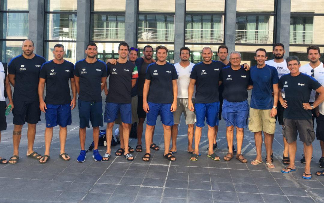Team 7 Bello(Nazionale Italiana di Pallanuoto maschile)