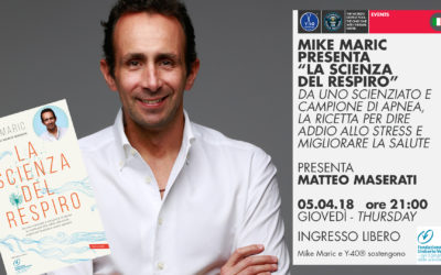 PRESENTAZIONE LA SCIENZA DEL RESPIRO | 5 APRILE 2018 Y-40
