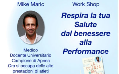 RESPIRA LA TUA SALUTE | 20 ottobre 2018 Bergamo