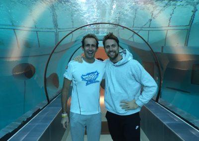 Luca Dotto  (Campione europeo di Nuoto)