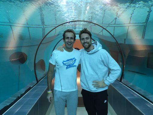 Luca Dotto <br> (Campione europeo di Nuoto)