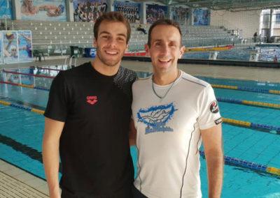 Gregorio Paltrinieri (Olympic swimming medalist)