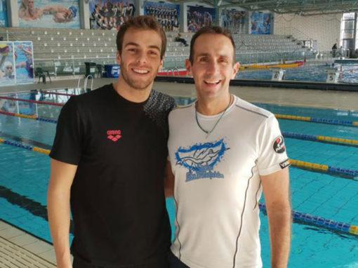 Gregorio Paltrinieri <br>(Olympic swimming medalist)