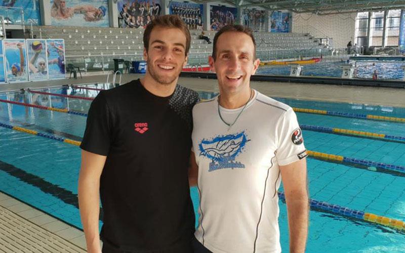 Gregorio Paltrinieri (Oro Olimpico Nuoto)