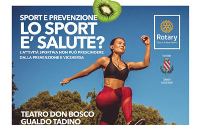IS SPORT A HEALTH? | 30 March 2019 – Gualdo Tadino