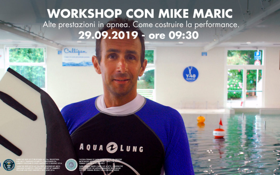 HIGH PERFORMANCES IN APNEA | SEPTEMBER 29, 2019 Y-40