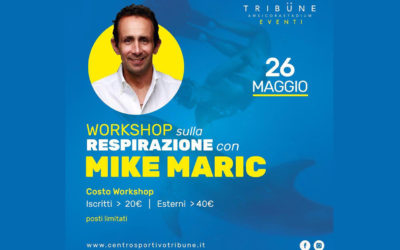 BREATHING WORKSHOP | 26 MAY 2019 CAGLIARI
